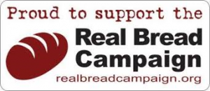 proud to support the real bread campaign