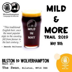 Wolverhampton CAMRA Mild Trail @ Bilston