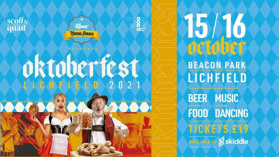 Lichfield Oktoberfest @ Beacon Park Lichfield | England | United Kingdom