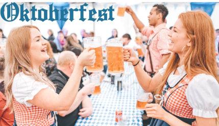 Wolverhampton Oktoberfest @ Hangar Events Venue
